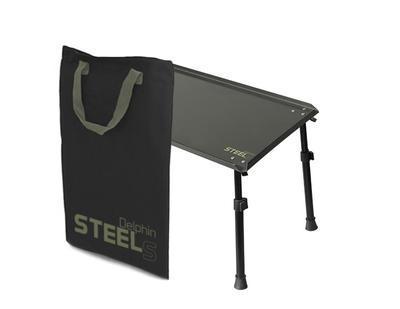 Delphin kaprařský stolek Steels - 4