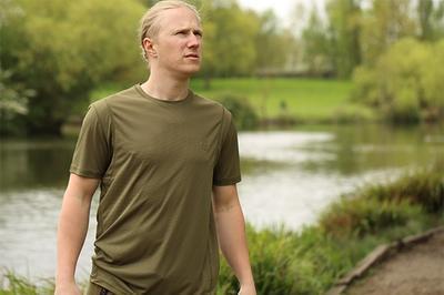 Korda tričko Kool Quick Dry SS T-Shirt - 4