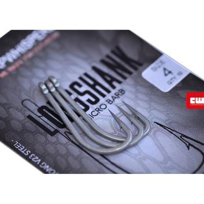 Carp Whisperer háčky Longshank - 4
