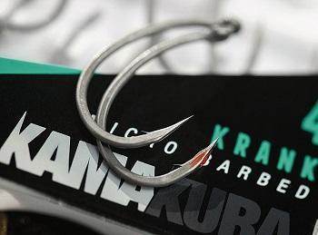 Korda háčky Kamakura Krank Hooks - 4