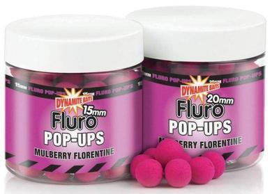 Dynamite Baits plovoucí boilies Pop-up Fluro - 4