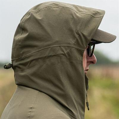 Korda nepremokavá bunda Drykore Jacket Olive - 4