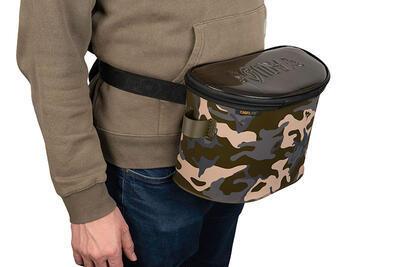 Fox taška na kŕmenie Aquos Camolite Bait Belt - 4