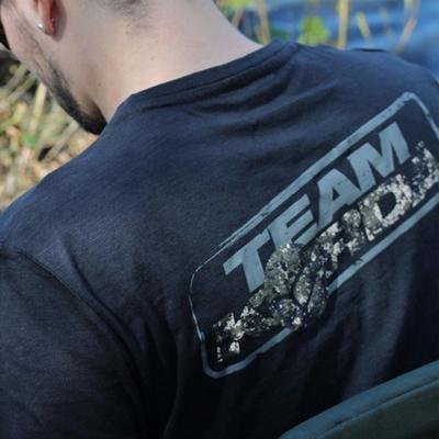 Korda tričko Kore Digital Camo TK Black T-Shirt - 5