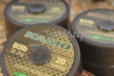 Korda ztužená šňůrka Kamo Coated Braid - 5