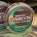 Gardner splétaná šňůra Kinetic Shock Leader 50 m, 50 lb (22,7 kg) 0.37 mm (XKSL) - 5/5