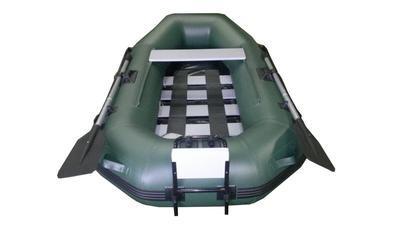 Boat007 nafukovací člun C-235 zelený - 5