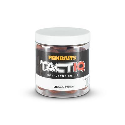 Mikbaits TactiQ rozpustné boilie 250 ml - 20 mm - 5
