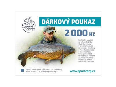 Sportcarp darčekový poukaz - 5