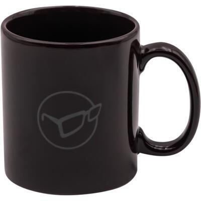 Korda rybárske hrnčeky Glasses Logo Mug - 5