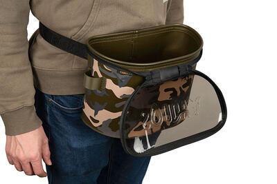 Fox taška na kŕmenie Aquos Camolite Bait Belt - 5