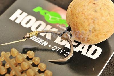 Korda stopery na háček Hook Beads - 6