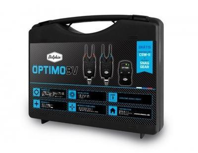 Delphin sada hlásičů Optimo 9 V - 6