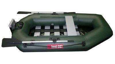 Boat007 nafukovací člun C-235 zelený - 6