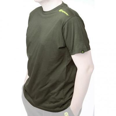 RidgeMonkey tričko Green T-Shirt vel. XL (RM TS-G-XL) - 6