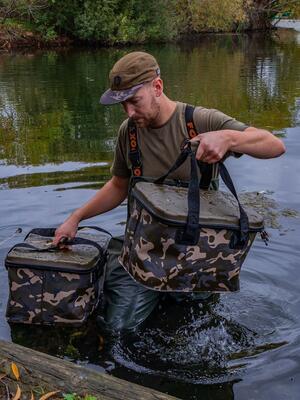Fox vodeodolné tašky Aquos Camolite - 6