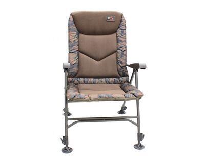 Zfish rybárske kreslo Deluxe Camo Chair (ZF-1792) - 6