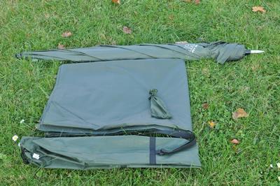 Mivardi deštník Green PVC s bočnicemi (M-AUSG250C) - 7