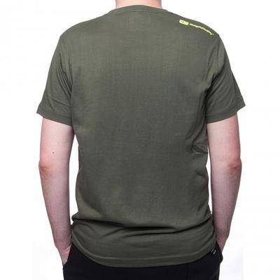 RidgeMonkey tričko Green T-Shirt vel. XL (RM TS-G-XL) - 7