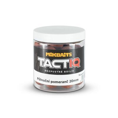 Mikbaits TactiQ rozpustné boilies 250 ml - 16 mm - 7