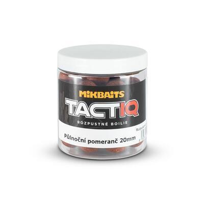 Mikbaits TactiQ rozpustné boilie 250 ml - 20 mm - 7