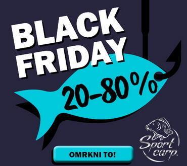 Black Friday u Sportcarp so zľavami 20-80%